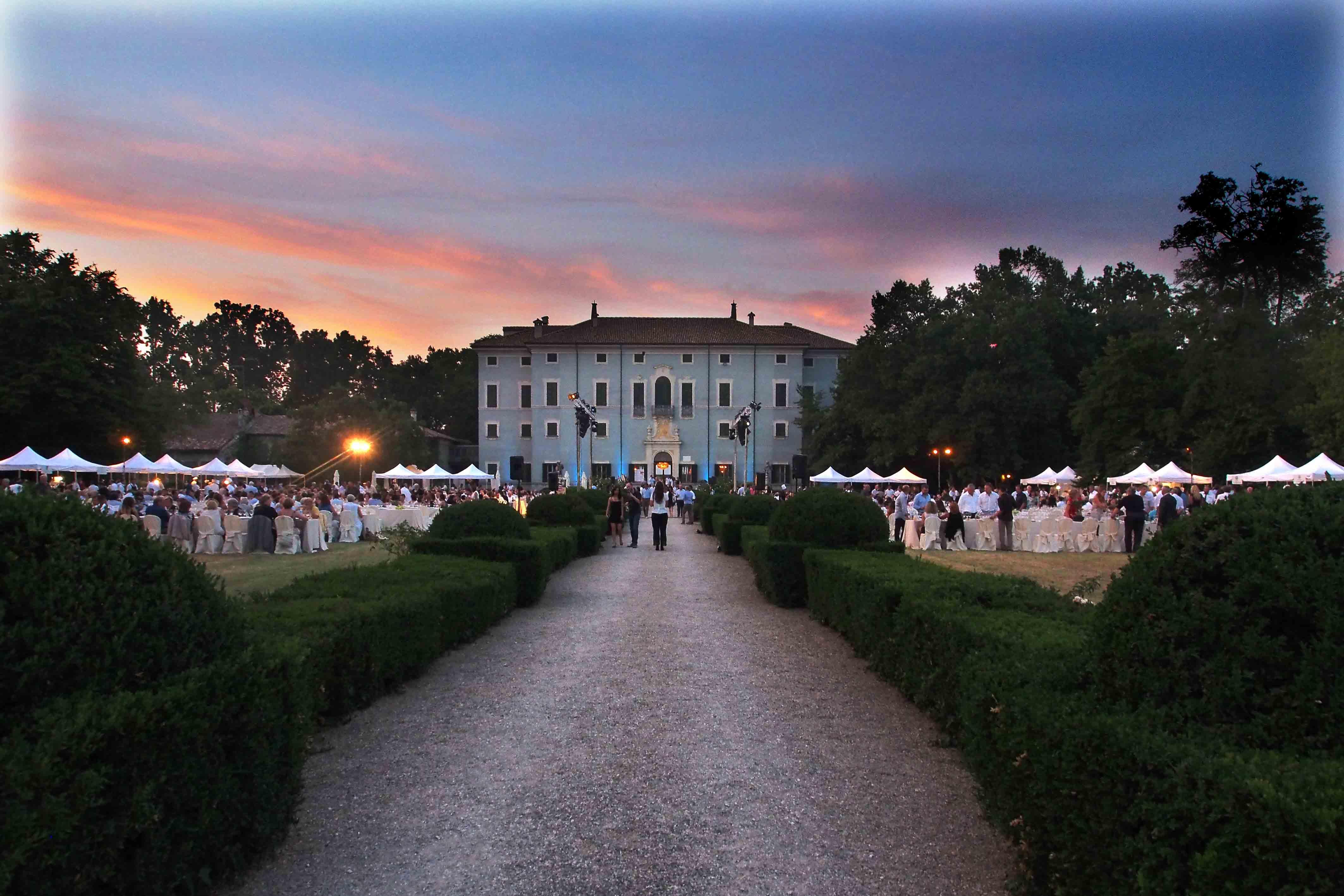 Villa Malenchini Parma Eventi